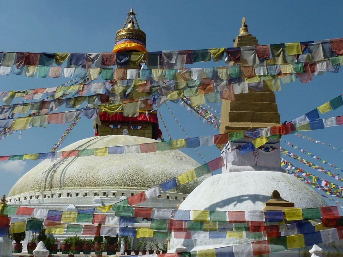 Bodhinath Stupa, Kathmandu