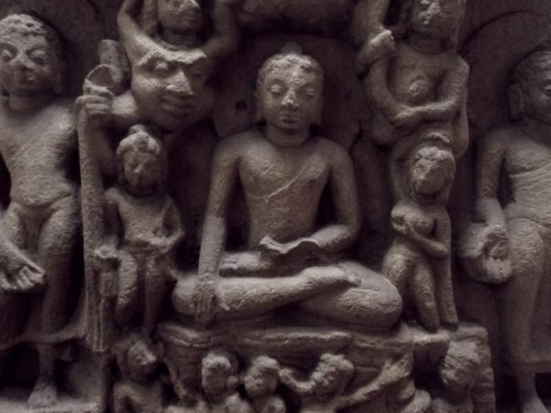 Buddha STatue found in Gandhara