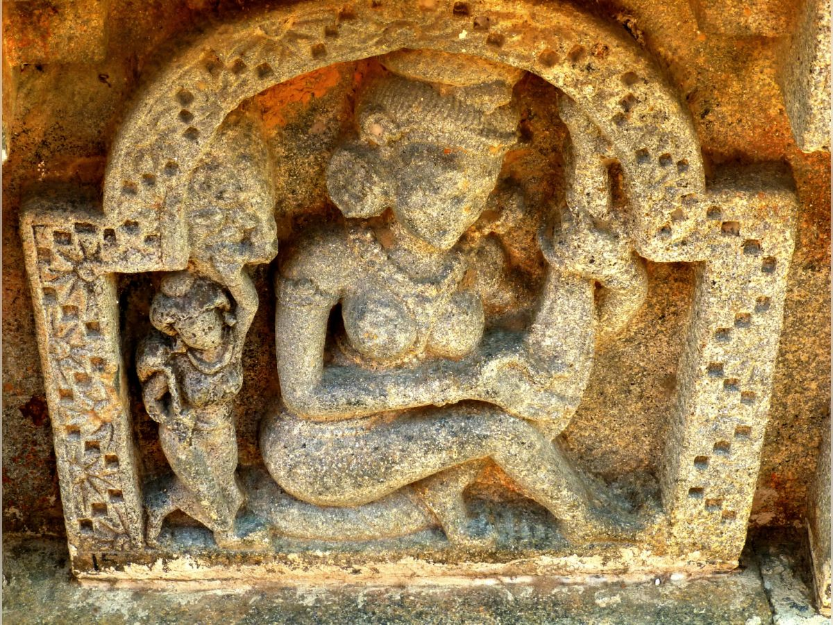 Relief on Temple No 2