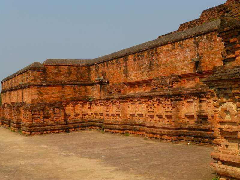Niches on Temple No 13