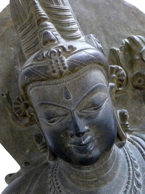 Maitreya, 10c, Gaya