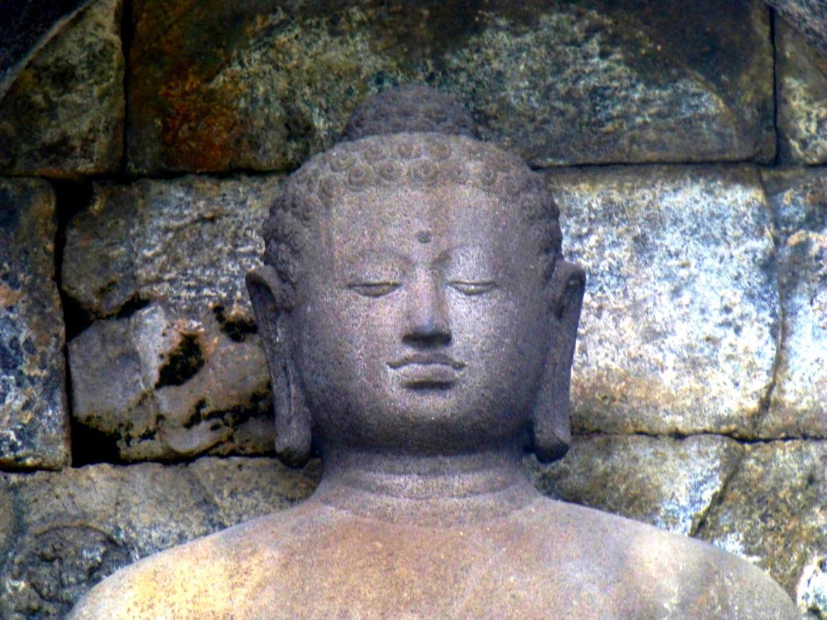 Buddha Aksobhya