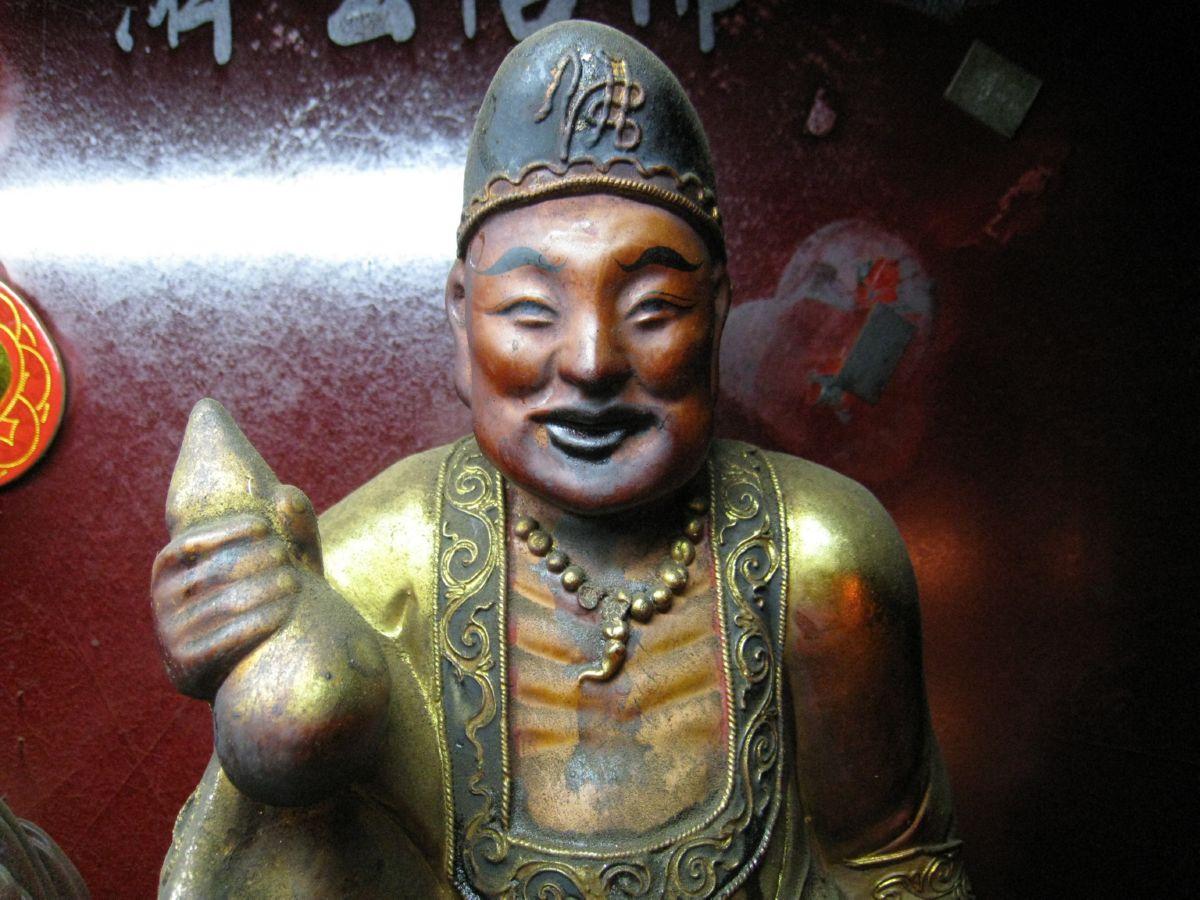 Fu-De-She-Da-Bo-Gong Temple in Kamunting, Taiping