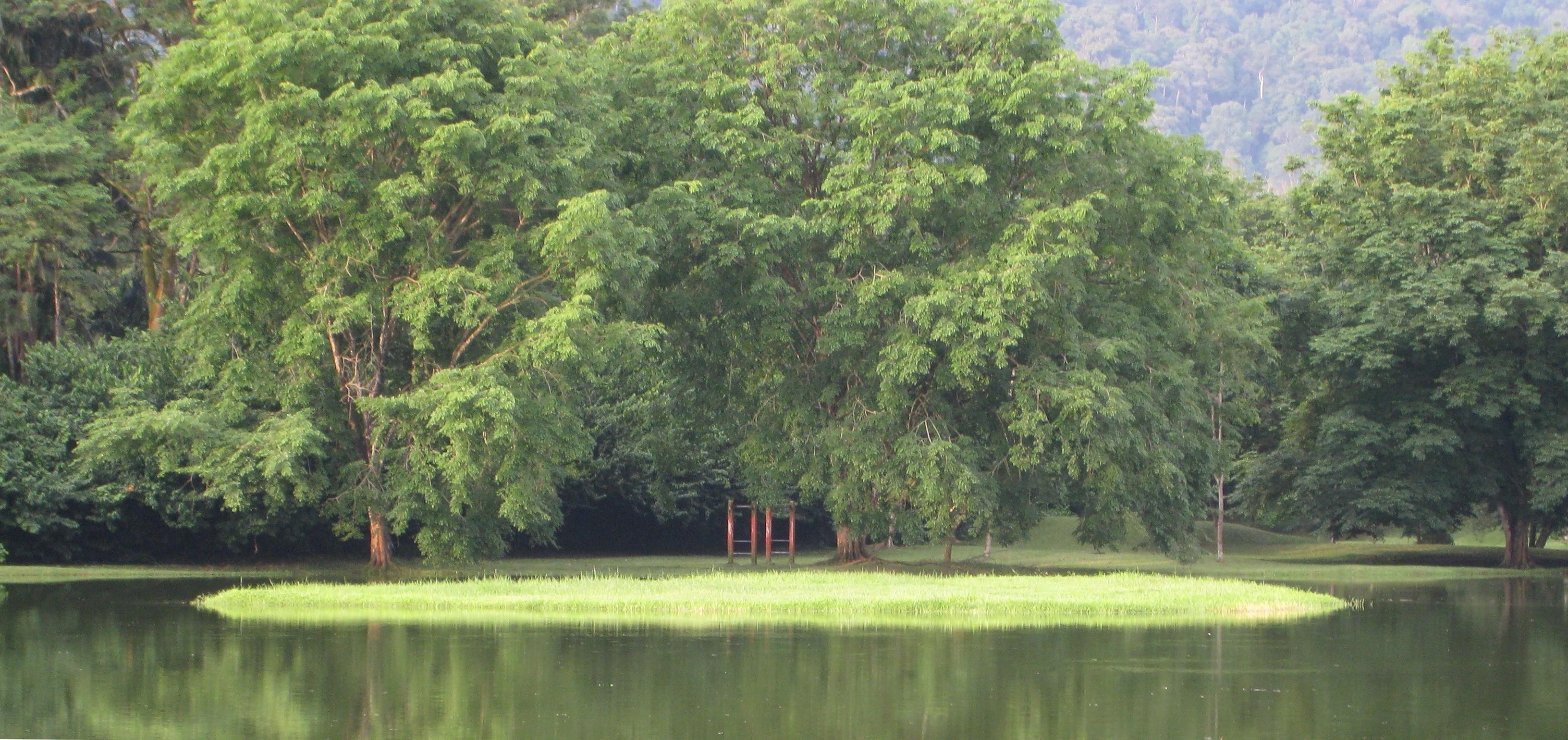 Lake Gardens In Taiping Perak