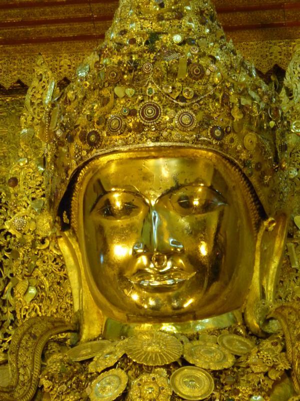 Maha Muni Image
