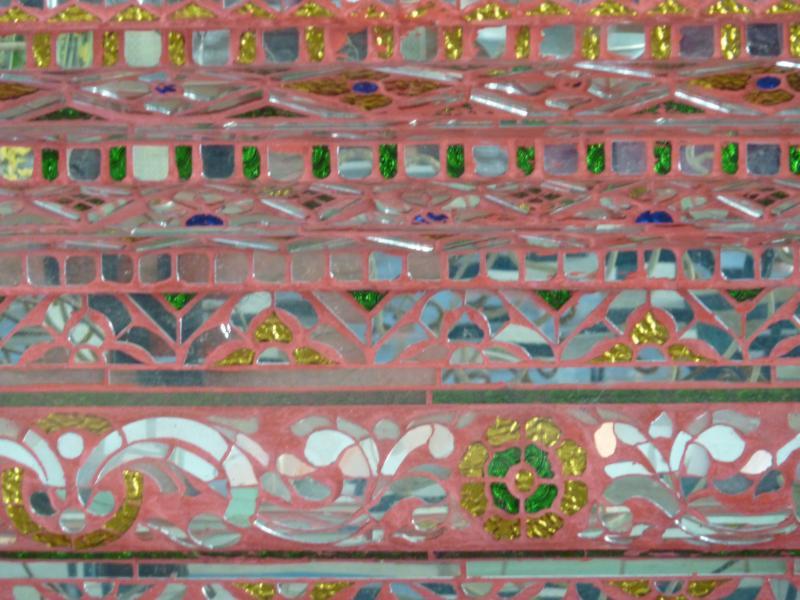 Pedestal, Kyaik-khauk, Thanlyin