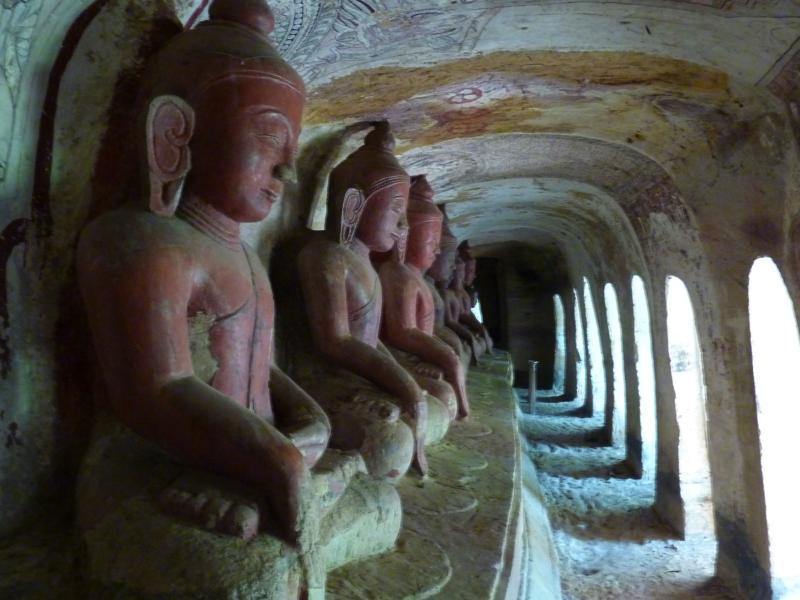 Buddhas and Doors