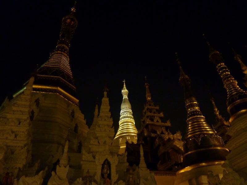 The Pagoda Shines Forth