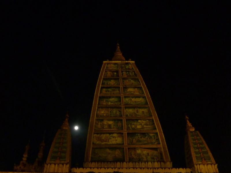 Maha Bodhi Replica