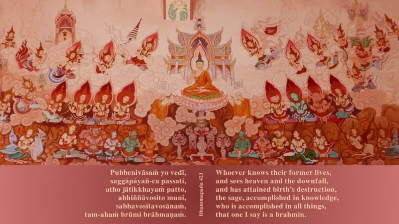 Dhammapada 423