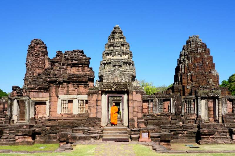 Gallery at Phimai