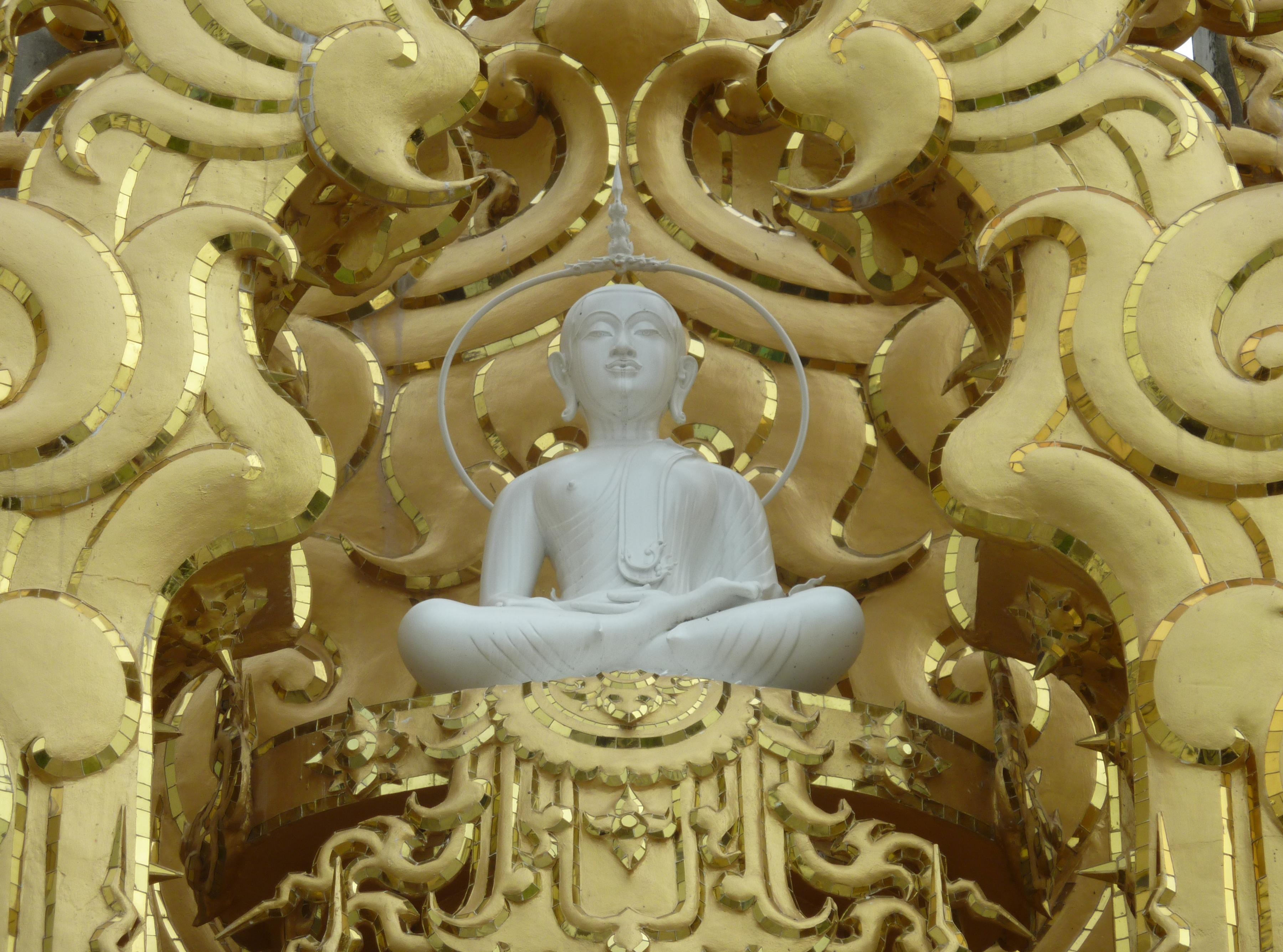 The White Temple Wat Rong Khun Chiang Rai Thailand